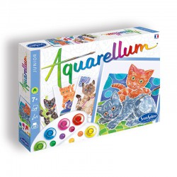 Aquarellum Junior Gatti