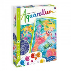 Aquarellum Sirene...