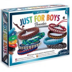 Braccialetti Just For Boys