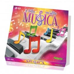E' TUTTA UN'ALTRA MUSICA