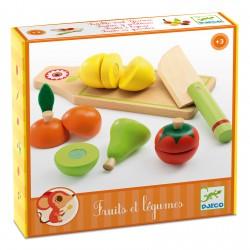 Frutta e verdura da tagliare