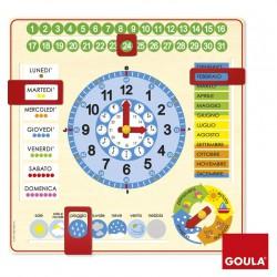 Orologio Calendario