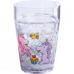 Bicchiere scintillante...