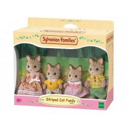 Famiglia Gatti striati
