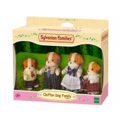 Famiglia cani chiffon