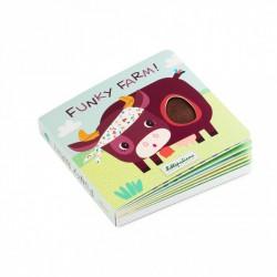 Funky Farm Libro Tattile e...