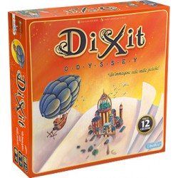 DIXIT ODISSEY
