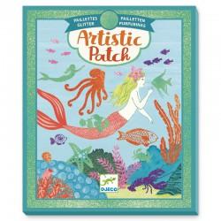 Artistic Patch Glitterato -...