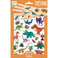 Tatuaggi Dinosauri