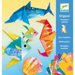 Origami Creature Marine