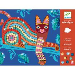 Mosaico - Gatti glitterati