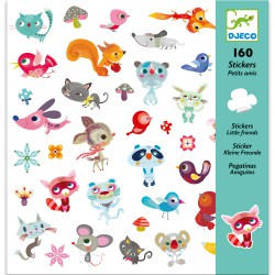 Adesivi 160 - Animali...