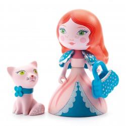 Rosa e il gatto